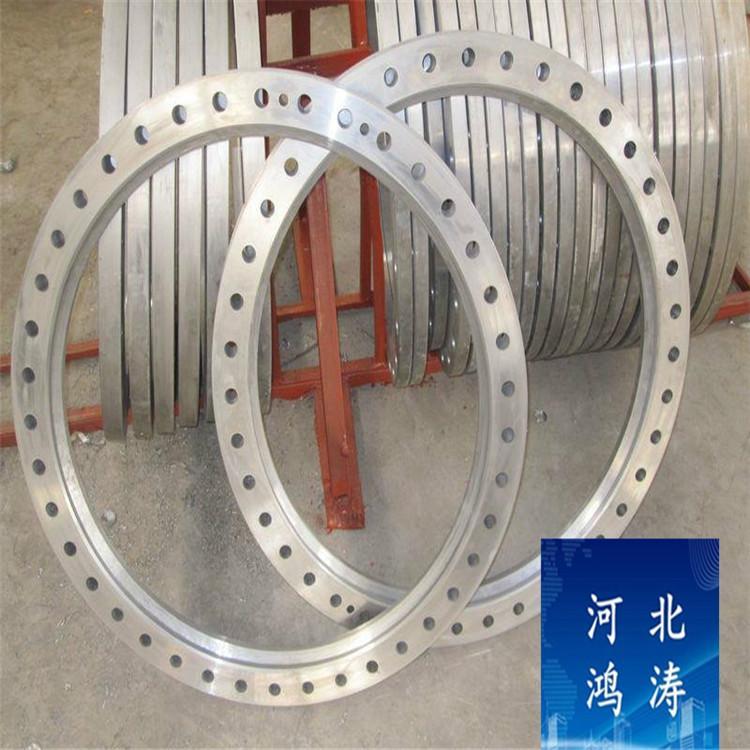 河北鸿涛管道16Mn带颈承插焊钢制管法兰公司
