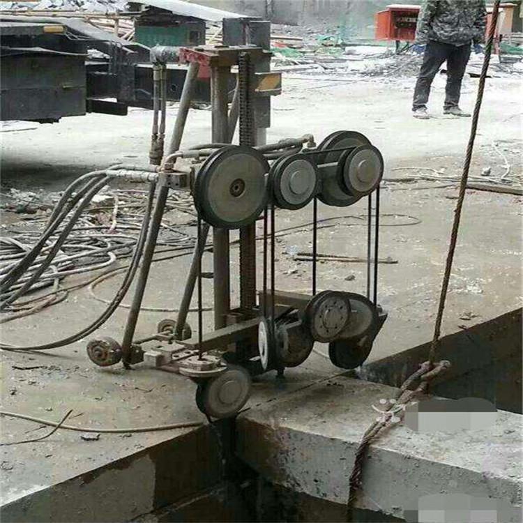 开封支撑梁切割拆除盈盛建筑专业混凝土切割拆除电话