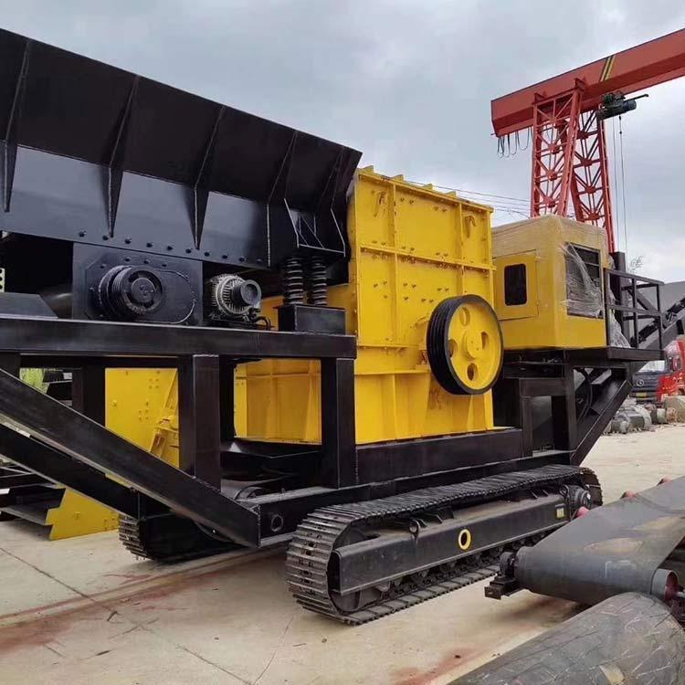 时产150吨鹅卵石制砂机 鹅卵石制砂机 厂家可试机