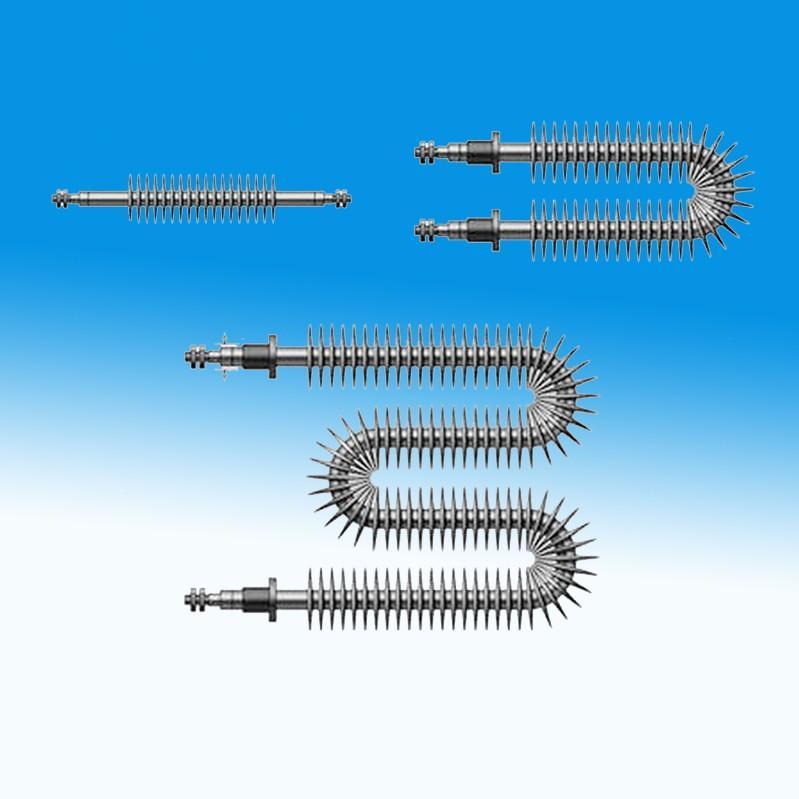 扬天-加热器-电加热器-电加热管-翅片电热管