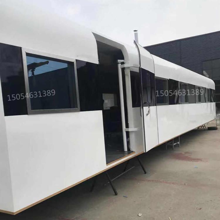 源头工厂定制大型波音737客机公务机私人飞机模拟舱 展厅模拟舱模型
