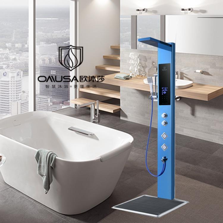 欧沐莎集成热水器厂 集成热水器智慧沐浴代理扶持