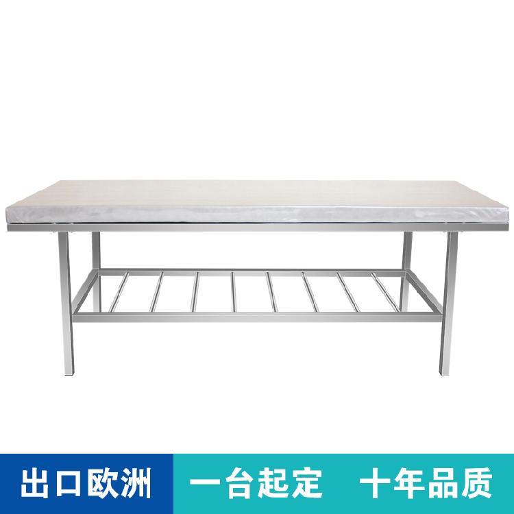 不锈钢病床 不锈钢平板护理床 门诊输液床 专业生产定制不锈钢制品