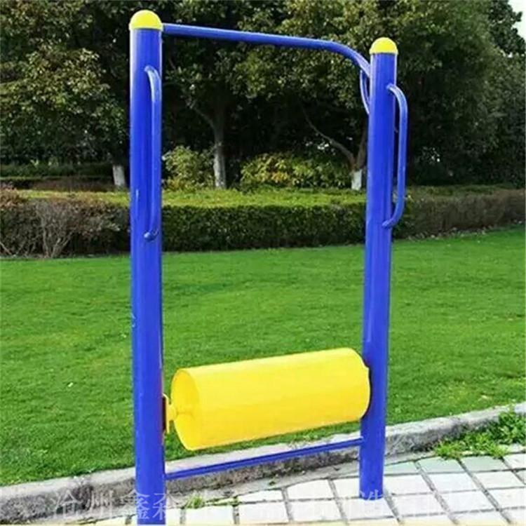 鑫森体育 健身器材 平衡滚筒 室外健身路径滚筒 可加工定制