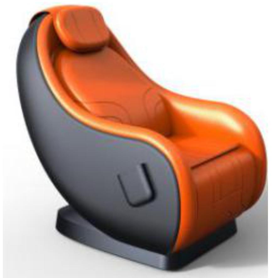 电场能量按摩椅健康椅 理疗椅 按摩椅沙发