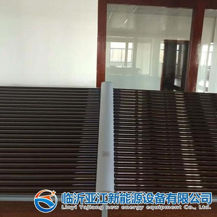 太阳能集热器 亚江太阳能集热联箱厂家