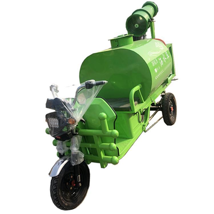 供应84消毒喷雾三轮车小型水罐车图片