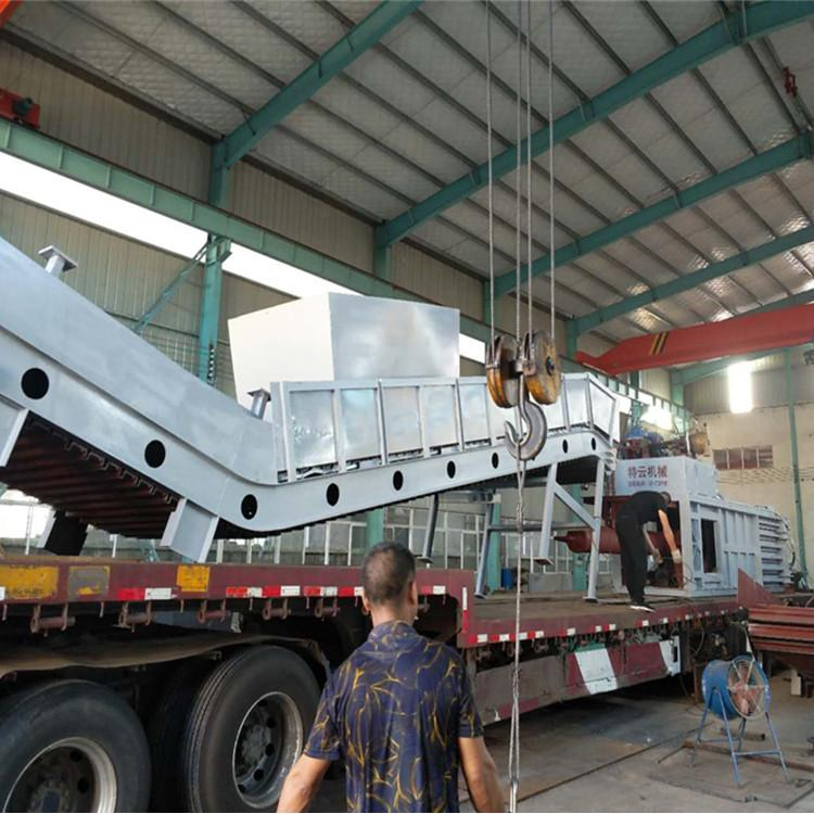 南京卧式打包机厂家 特云机械供应优质全自动卧式废纸打包机