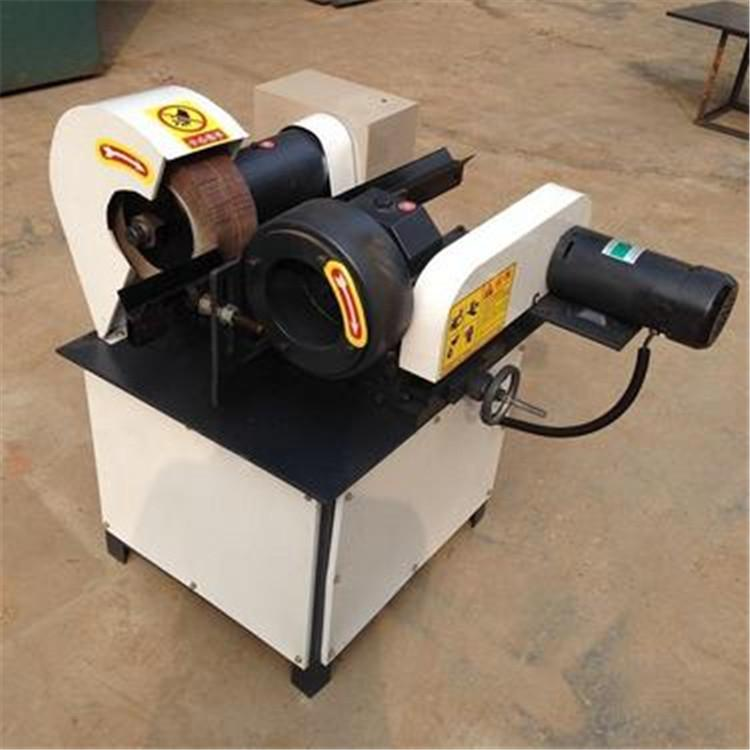 贵州圆管抛光机 大型外圆抛光机 梓明机械