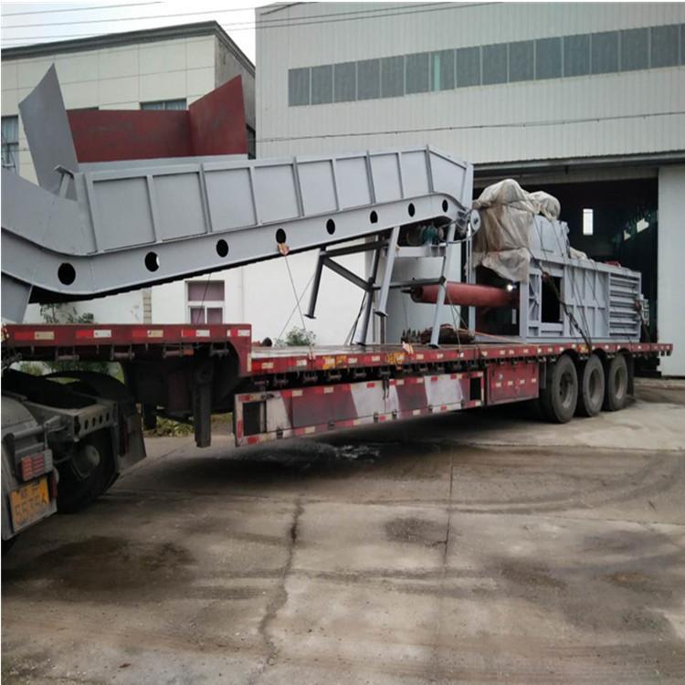 南京特云机械供应优质全自动卧式废纸打包机 卧式打包机定做价格