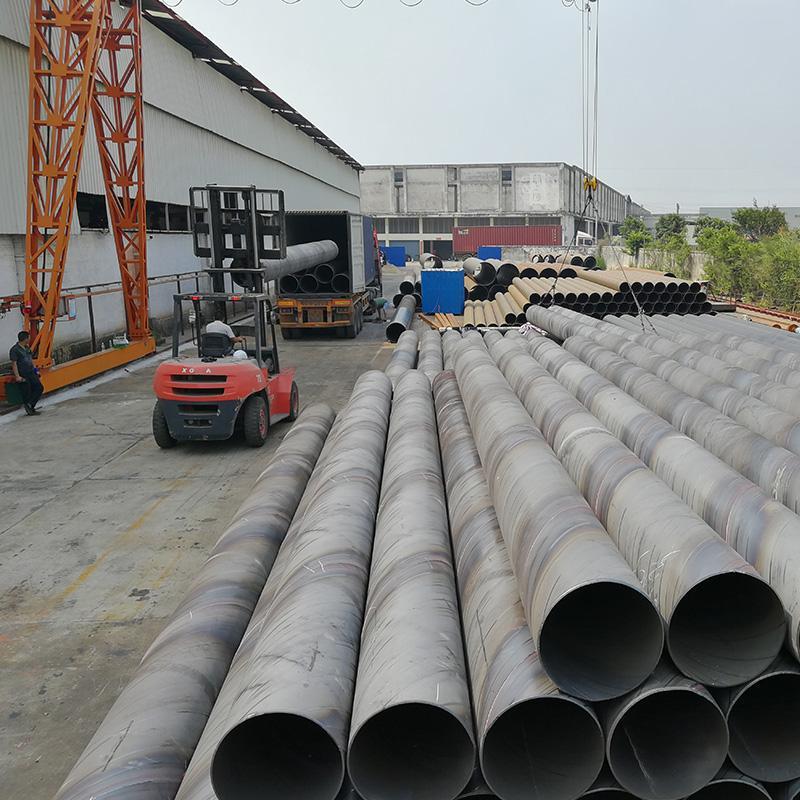 厚壁螺旋钢管 下水道螺旋管厂家 钢结构用管 非标管 厂家直销