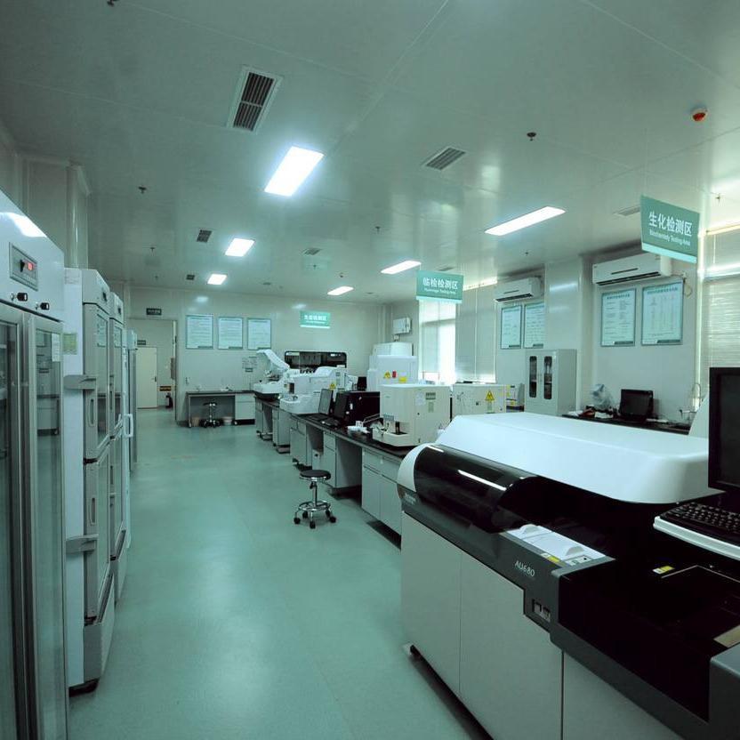 医院实验室装修 检验科实验室设计装修 华盛兴邦