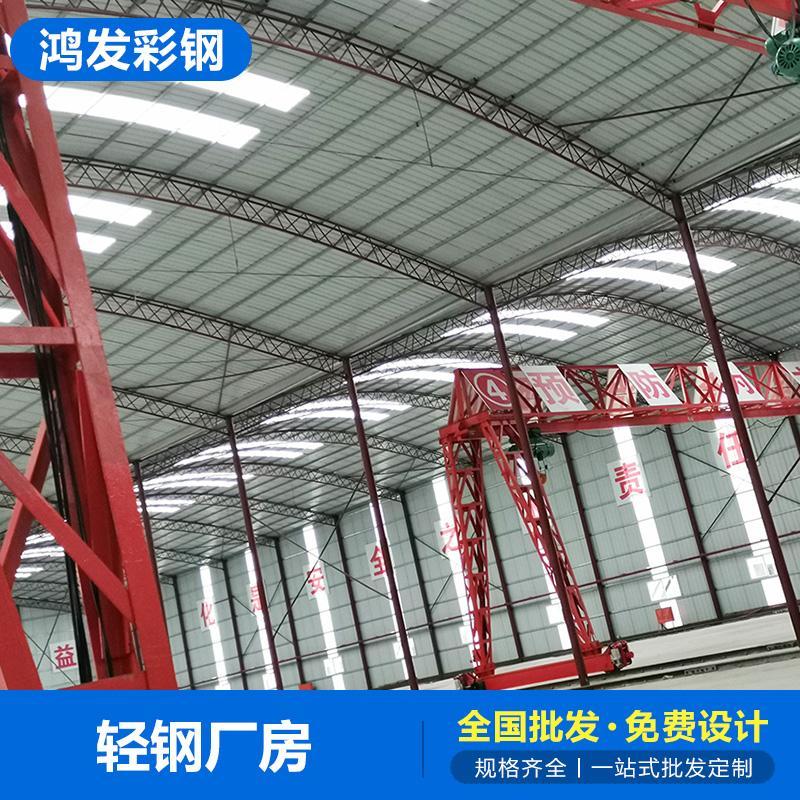 安徽供应简易厂房 轻钢厂房 轻钢结构厂房
