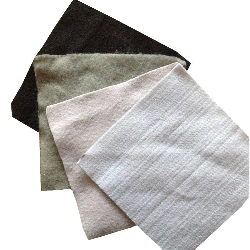 厂家定做生产无纺土工布 针刺短丝土工布