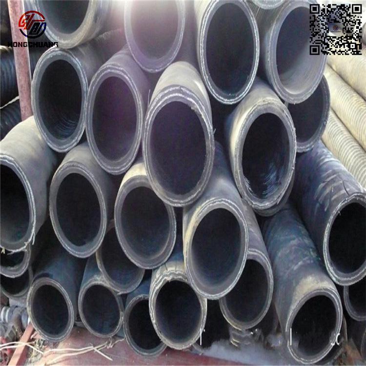 河北弘创直销熟石灰罐车专用卸料胶管 干粉砂浆卸料胶管 卸灰管批发订做