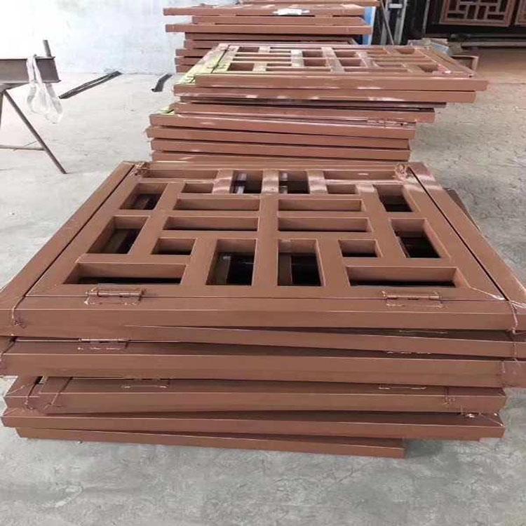 铝合金护栏 厂家 铝合金阳台护栏 定制高档铝艺围栏