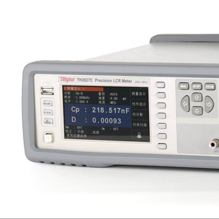 常州同惠电子 LCR数字电桥-TH2827C