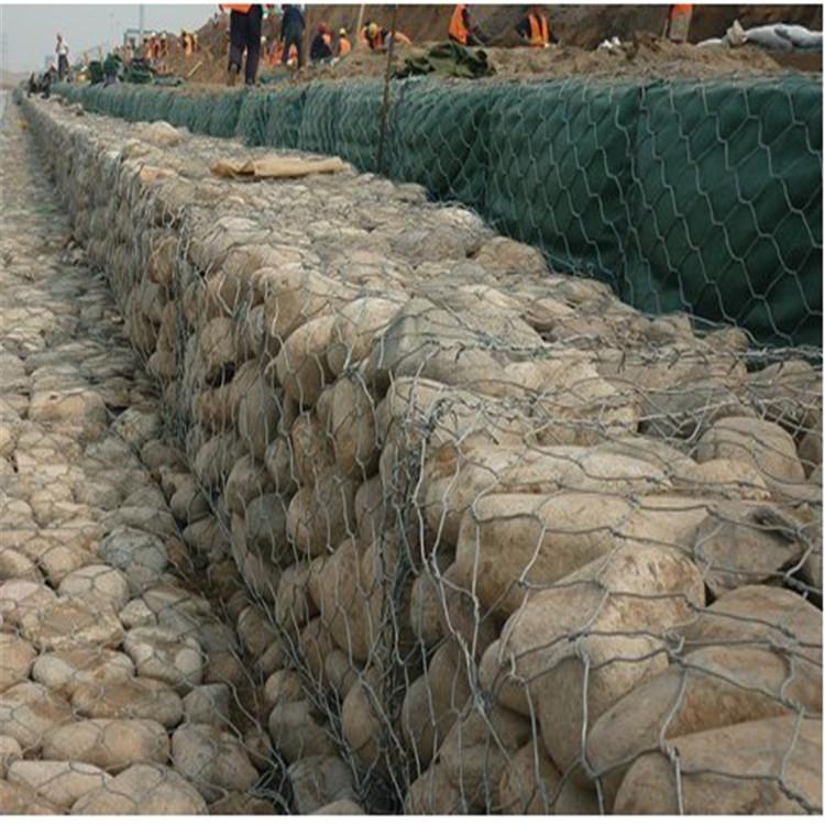 包塑石笼网材质