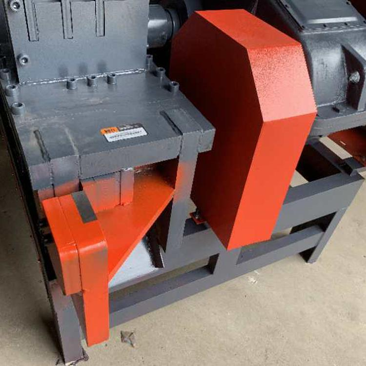欧伟现货批发液压式钢筋切断机 废料螺纹钢截断机厂家 双口钢筋颗粒切断机