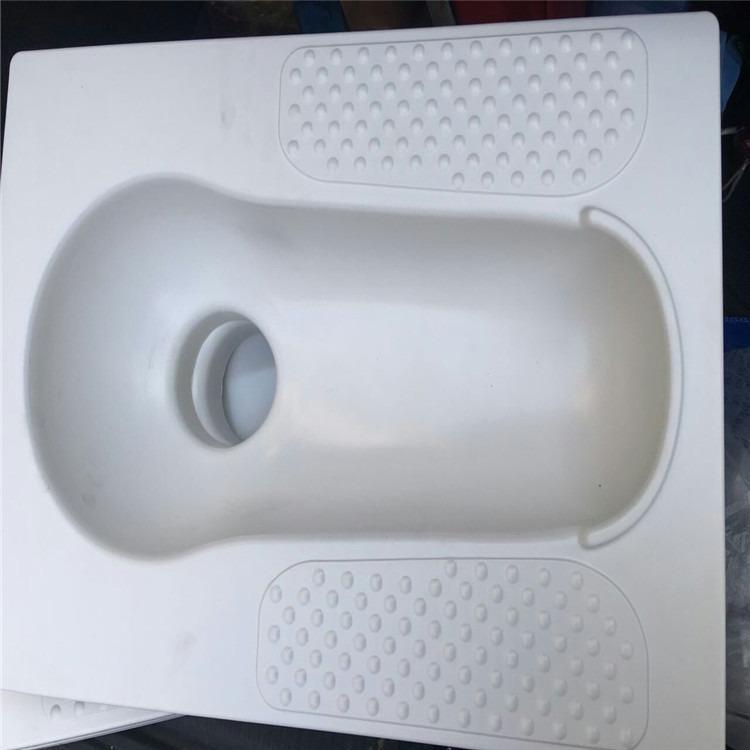 ABS蹲便器塑料蹲便器厂家直销可定制560-420