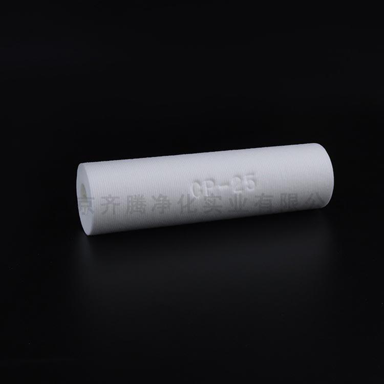 熔喷过滤芯使用寿命长PP熔喷滤芯生产线厂家JNC