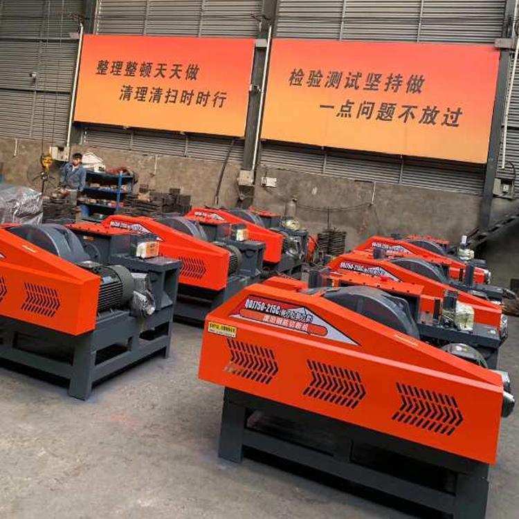 欧伟厂家钢筋切断机生产厂家 40电动钢筋调直切断机