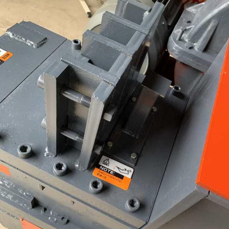 欧伟现货销售螺纹钢切断机废旧钢筋切断机钢管压扁切断机废旧钢筋切断机