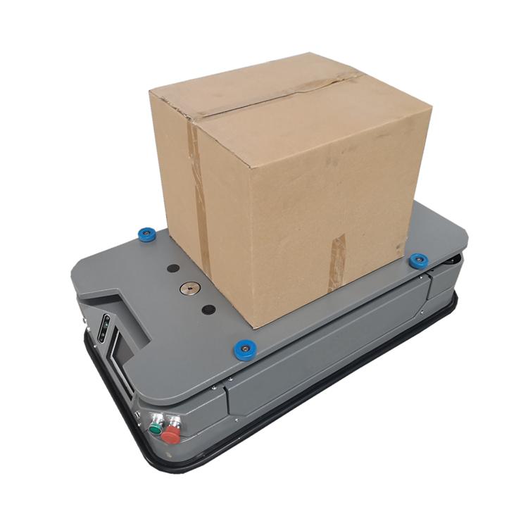 厂家定制 自动agv小车 无人搬运车 搬运机器人 SLAM导航AGV