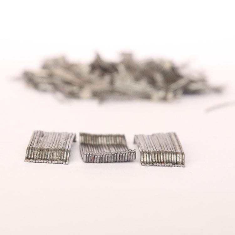 铣削型钢纤维 通道钢纤维 桥梁专用钢纤维 3D钢纤维