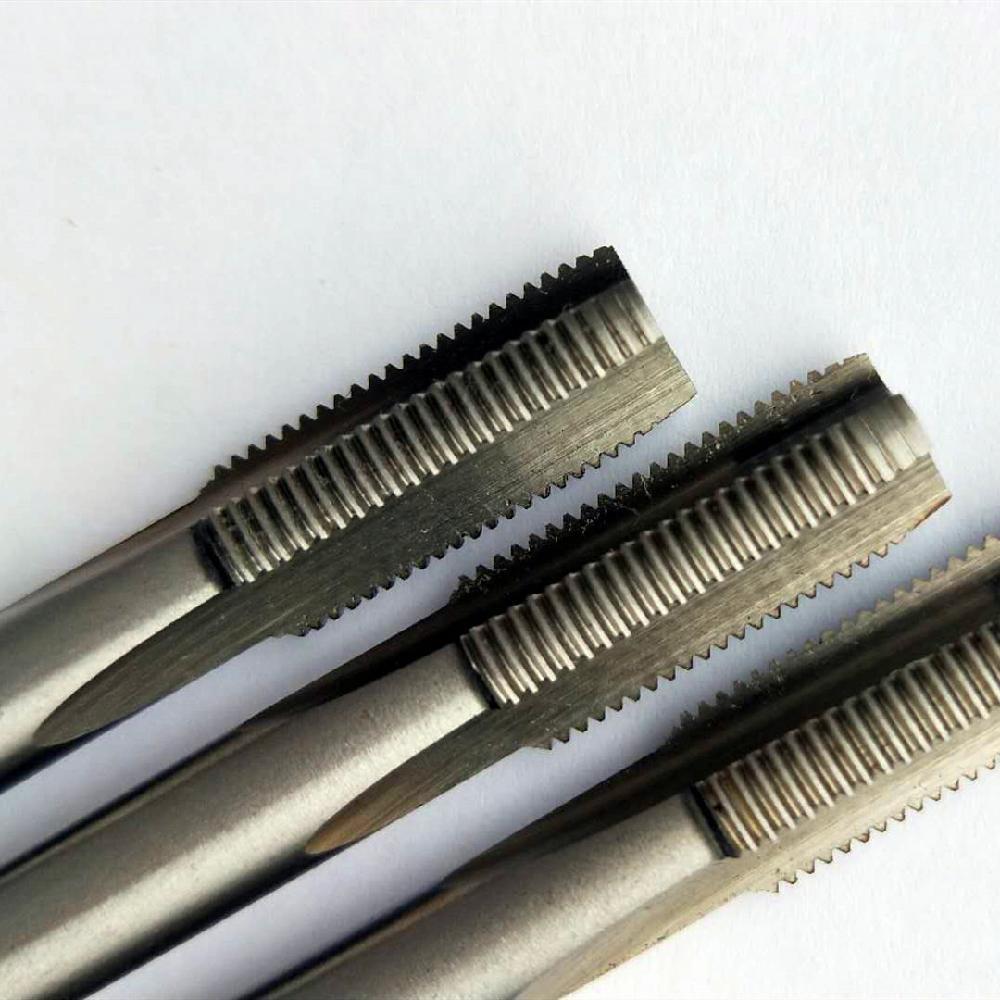 山工牌 含钴 螺旋槽 螺尖 普通丝锥M10*1 厂家批发