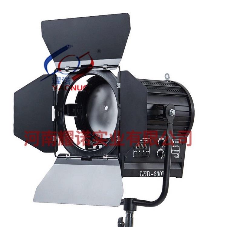 耀诺广电LED影视聚光灯演播室灯光