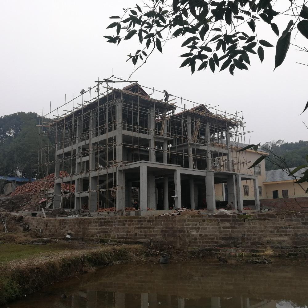 农村建房施工队-别墅设计施工