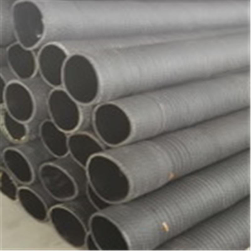 弘创厂家直销喷射台车胶管 散装水泥车卸灰管 混凝土泵管 质量保证