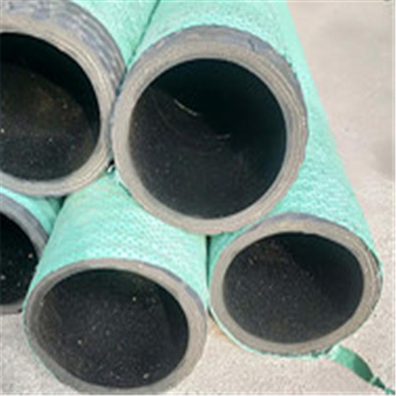河北直销钢丝骨架排吸胶管 煤矿矿山大口径排水胶管 吸砂喷煤橡胶管