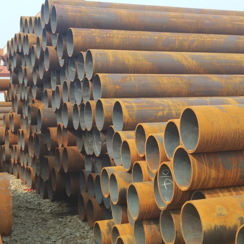 厂家直销 无缝钢管 大口径无缝管 薄壁管 流体管道用管 20#大口径管