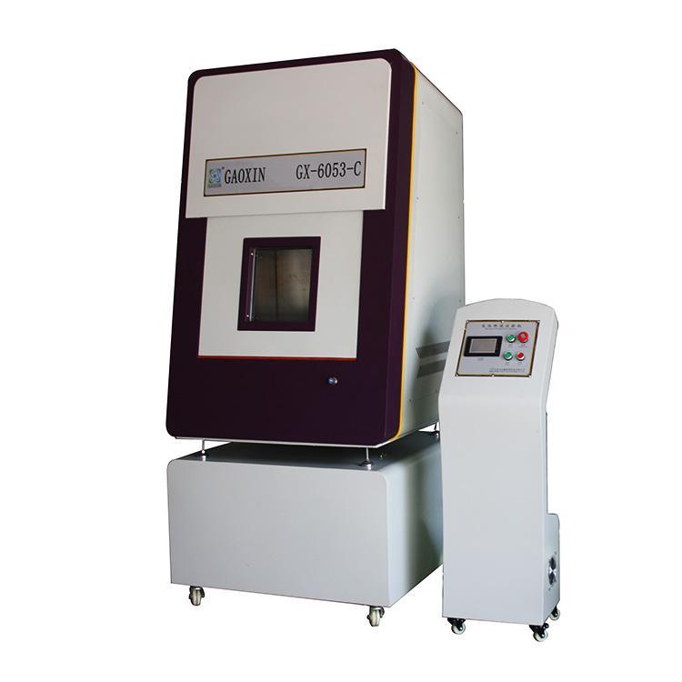 电池燃烧试验机GX-6053系列东莞高鑫电池燃烧喷射试验机生产厂家直销