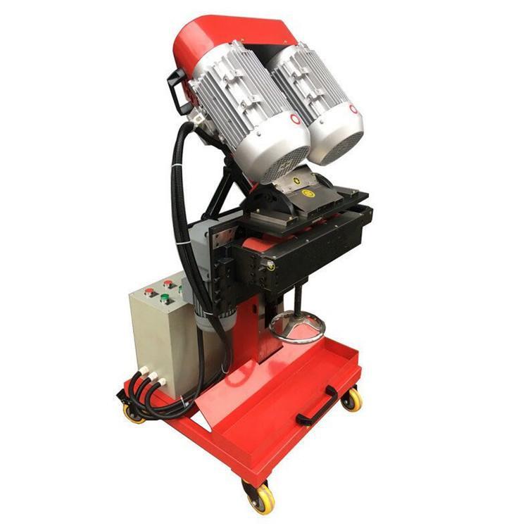 路邦机械自动行走铣边机 钢板铣边机 平板坡口机生产厂家