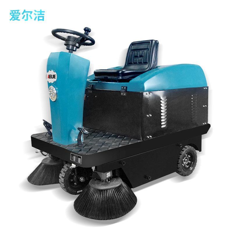 驾驶式扫地车商用扫地机工厂车间停车场拖地机