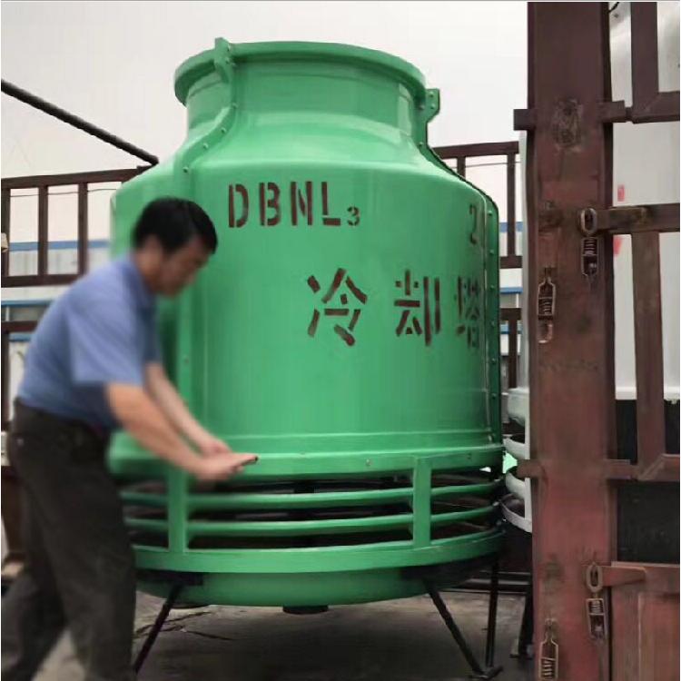 启凯环保 圆形冷却塔 开式冷却塔 小型冷却塔