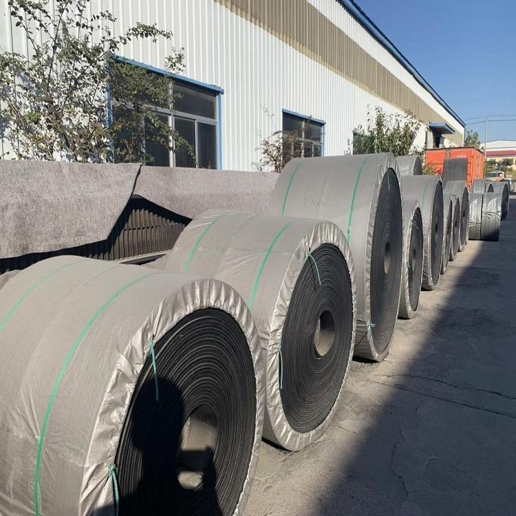 钢丝绳芯运输带 耐热普通输送带 厂家直销