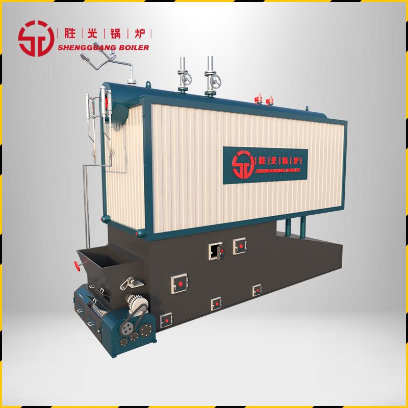 山东卧式锅炉20吨SZL燃煤蒸汽节能环保锅炉