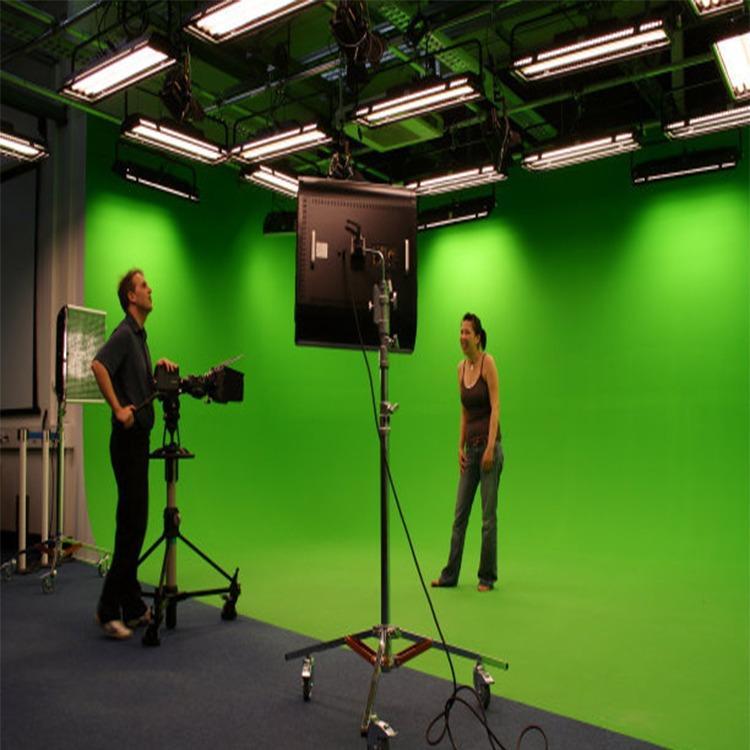 高清虚拟演播室系统真三维虚拟演播室