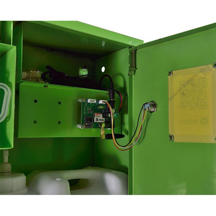 洗衣液自助售卖机-扫码支付-方便快捷-自助洗衣液售卖机-学校专用-使用简单-惜水康-质优价廉
