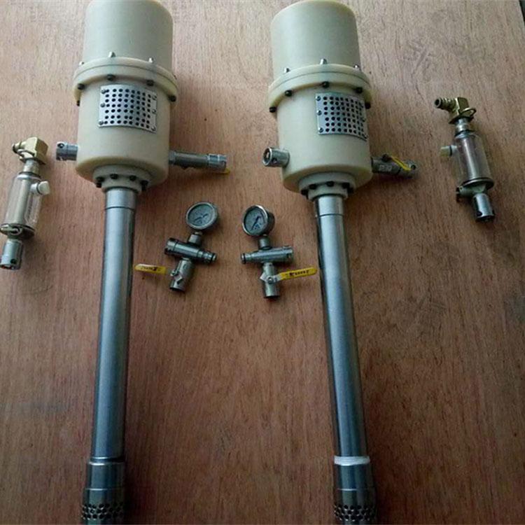 程煤ZBQ-30/1.0型煤矿用气动注浆泵 气动注浆泵