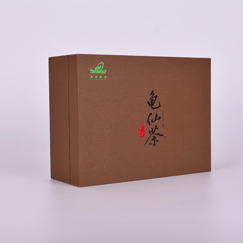 德诺包装创意翻盖茶叶盒生产订制浙江茶叶包装盒定做厂家批发