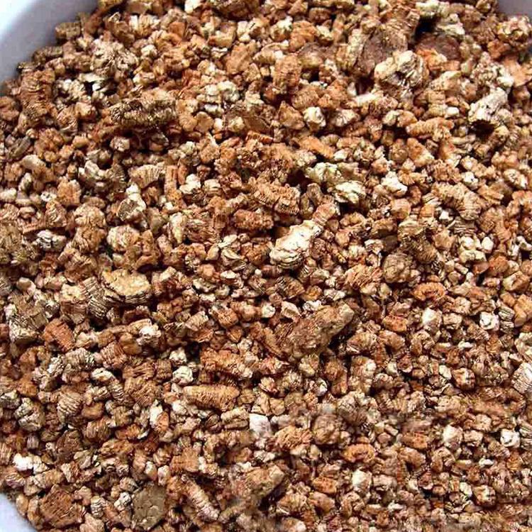 3-6mm孵化蛭石 德泰矿产品 蛭石厂家 大量供应