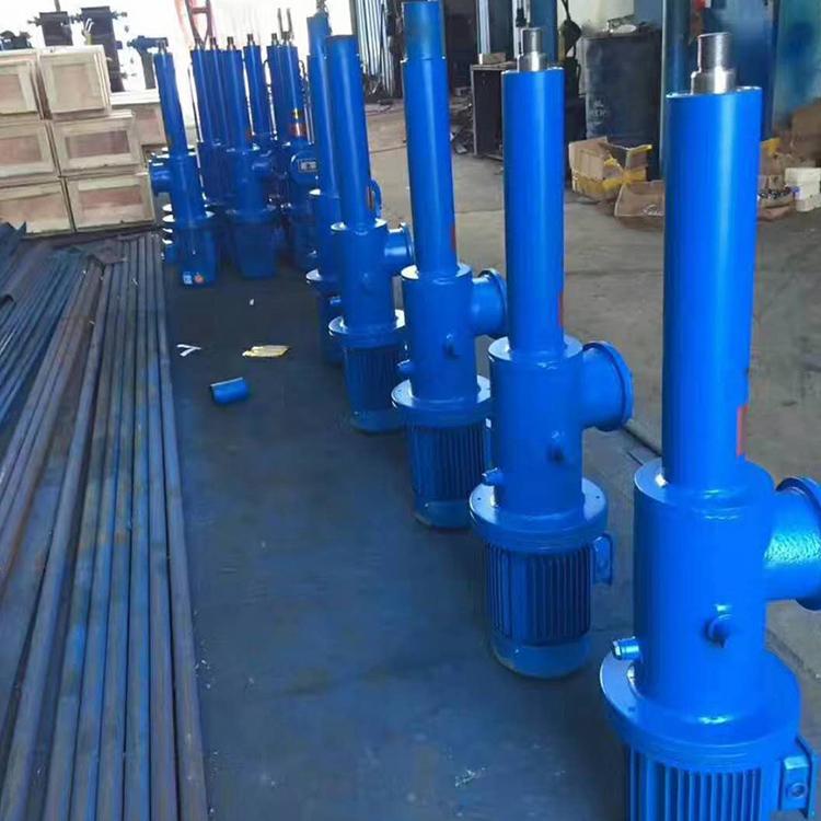 电液推杆 平行式电液推杆 工业电动推 杆直销