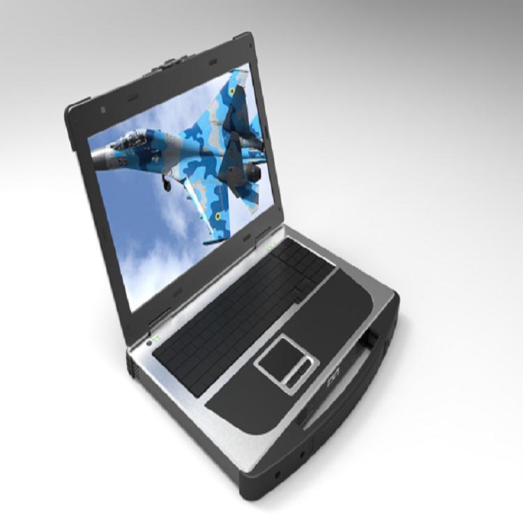 恒嵌厂家直销便携式工控机HC-1560加固工控机厂家工控便携机