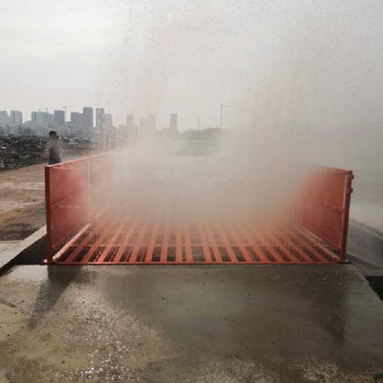 工业用工地洗轮机洗轮机100吨