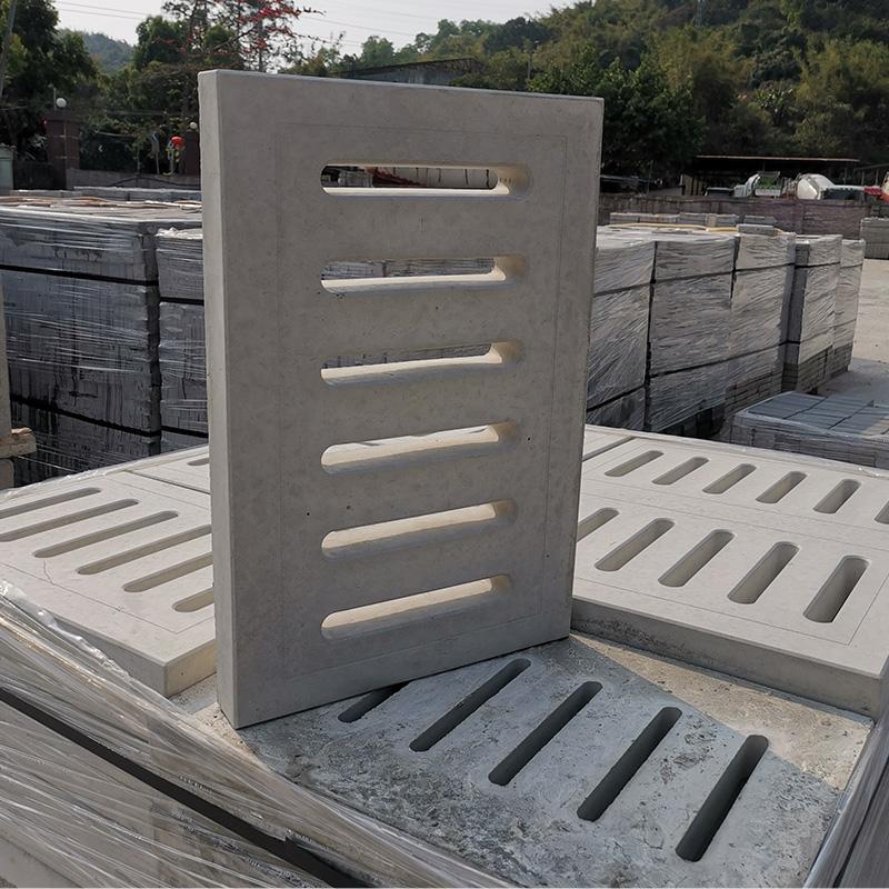 越威牌 成品排水沟 排水沟盖板 水泥雨水篦子 箅子 厂家直销 量大从优